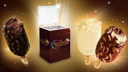 magnum glaces