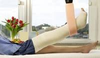 les personnes qui ont subi une opération de chirurgie orthopédique sont à risque
