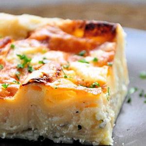lasagnes blanches aux 3 fromages 40 recettes sans viande journal des femmes. Black Bedroom Furniture Sets. Home Design Ideas