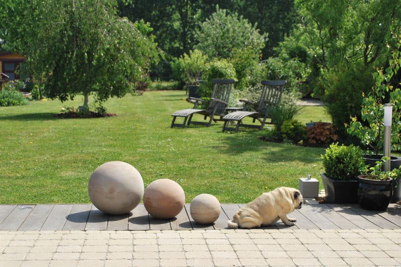 ambiance zen au jardin
