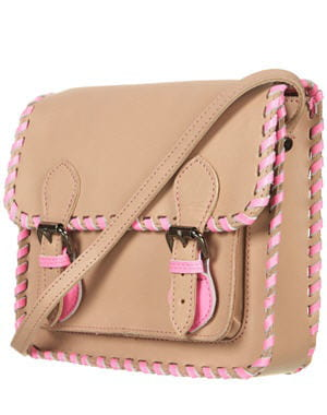 sac cartable de topshop