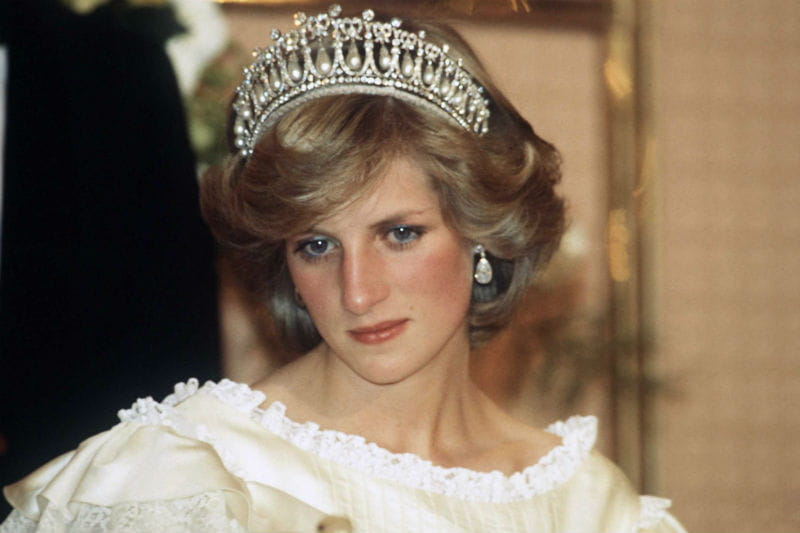 Diana, triste princesse