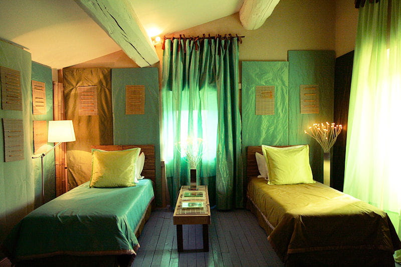 vert et bleu f riques des chambres d 39 enfant croquer journal des femmes. Black Bedroom Furniture Sets. Home Design Ideas