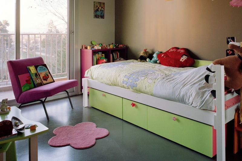 champ tre et printani re des chambres d 39 enfant croquer journal des femmes. Black Bedroom Furniture Sets. Home Design Ideas