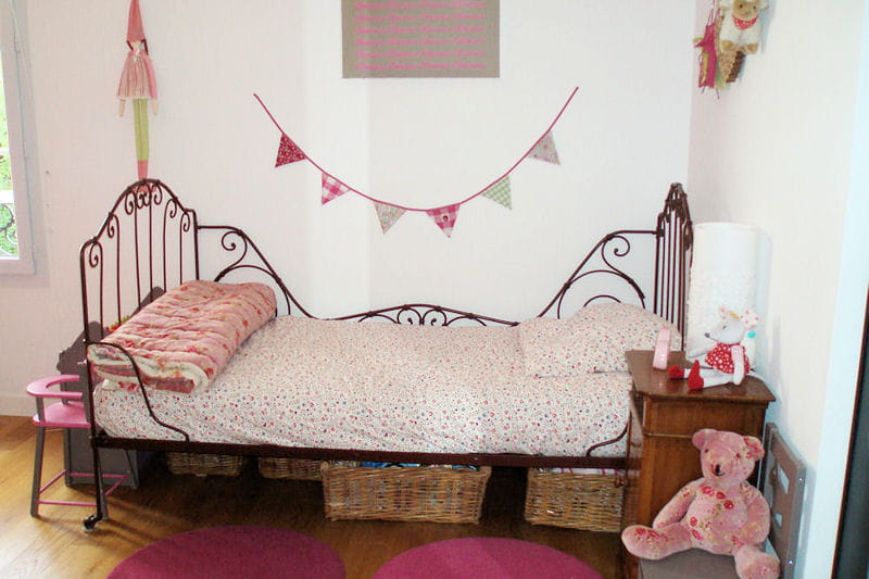 Chambre Fille Liberty : Davaus chambre petite fille liberty avec des idées