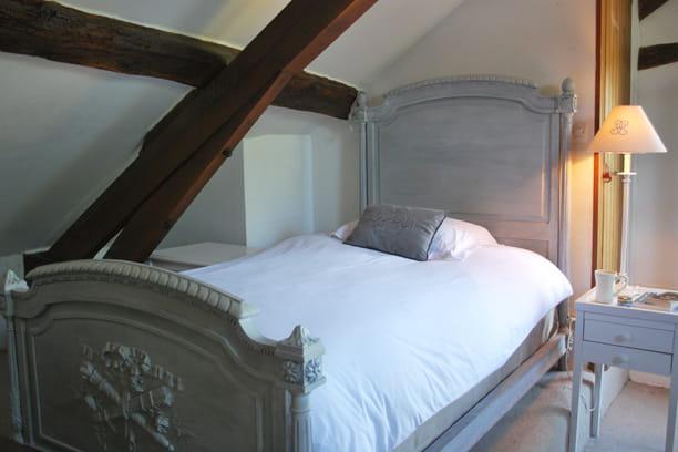 esprit campagne chic. Black Bedroom Furniture Sets. Home Design Ideas
