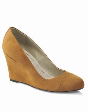 Escarpins compens s chez la halle aux chaussures - La boite aux chaussures ...