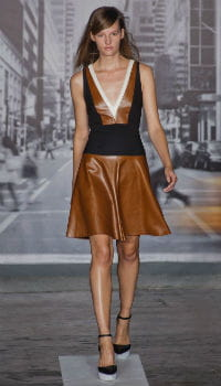 fashion week new york defile dkny