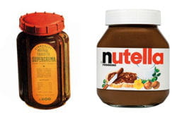 produits nutella