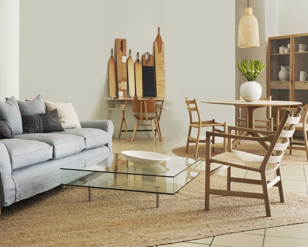 le confort du bois d co salon quoi de neuf journal des femmes. Black Bedroom Furniture Sets. Home Design Ideas