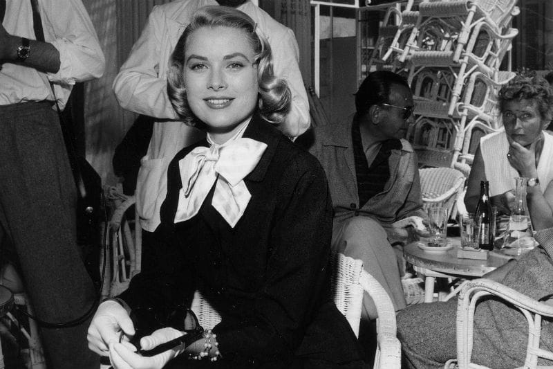 Grace Kelly, la fashionista