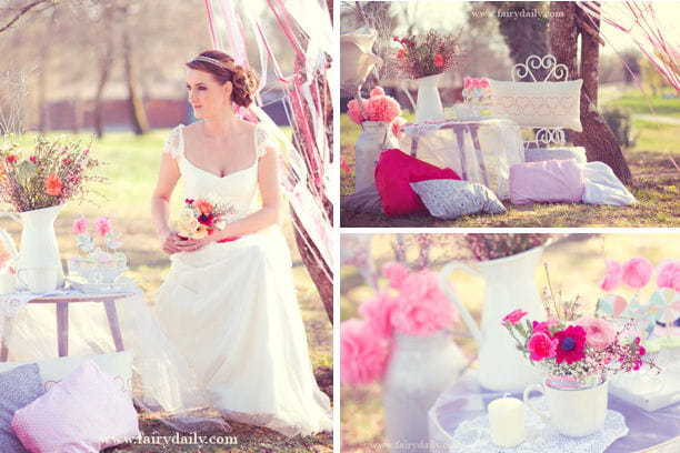 mariage romantique  wedding inspiration  Pinterest