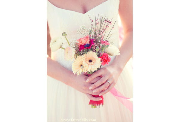 Le Bouquet De La Mari E