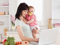 etre mère célibataire, une organisation de tous les instants !