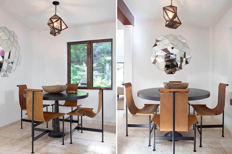 un jeu de lignes qui anime la d co une maison ouverte. Black Bedroom Furniture Sets. Home Design Ideas