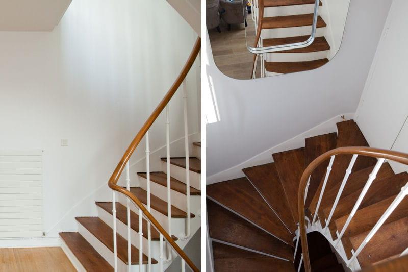 des escaliers d co qui ont de l 39 allure journal des femmes. Black Bedroom Furniture Sets. Home Design Ideas