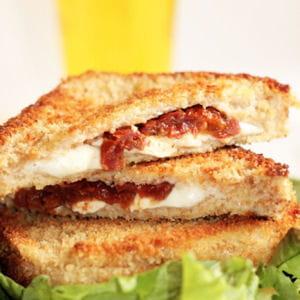 Croque monsieur pan tomate mozzarella 35 recettes la - Cuisiner la mozzarella ...