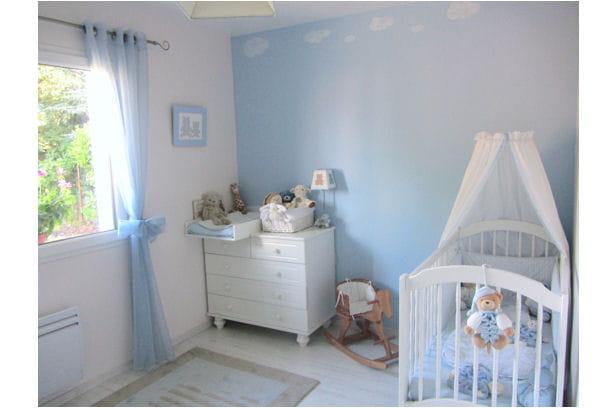 C 39 est une maison bleue r sultat concours la plus for La plus belle chambre