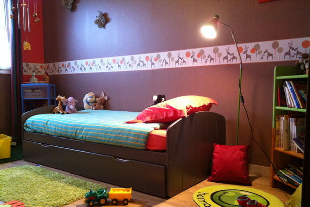 Belle chambre bebe garcon avec des id es int ressantes pour la conception de la - Belle chambre moderne ...