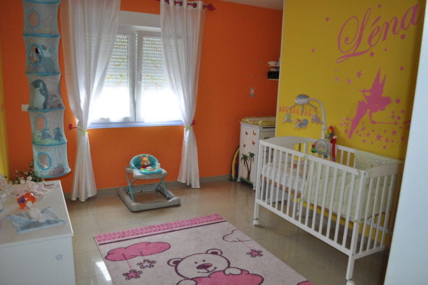 Preview for Quelle couleur pour une chambre de bebe