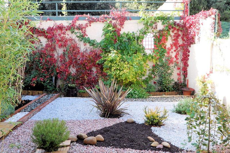 jardin zen et color des jardins d 39 automne flamboyants journal des femmes. Black Bedroom Furniture Sets. Home Design Ideas