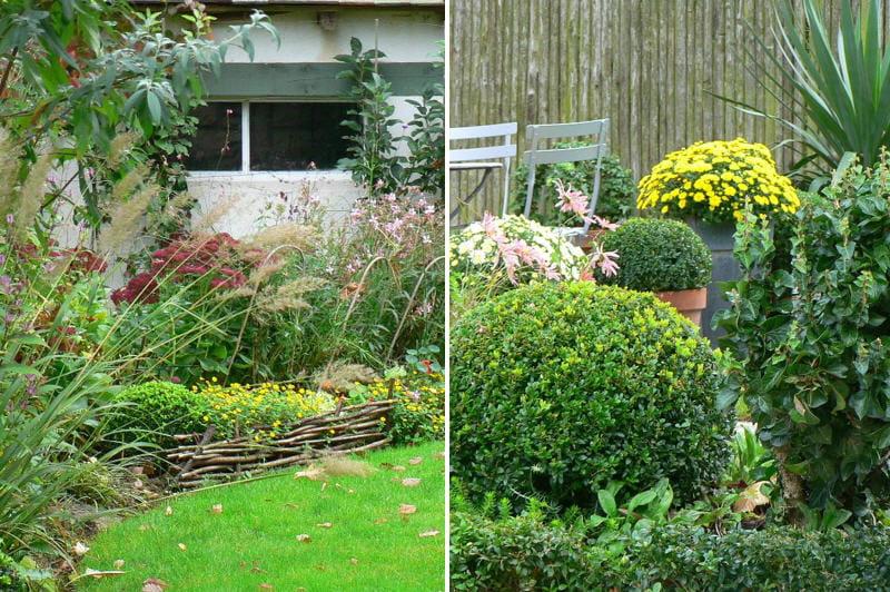 Bien am nag des jardins d 39 automne flamboyants journal for Jardin bien amenage