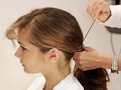 comment se coiffer avec des cheveux long
