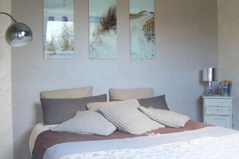 Conseils pour disposer les couleurs for Deco chambre adulte bord de mer