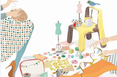 Concours loisirs cr atifs gagnez des invitations pour - Salon creation et savoir faire invitation ...