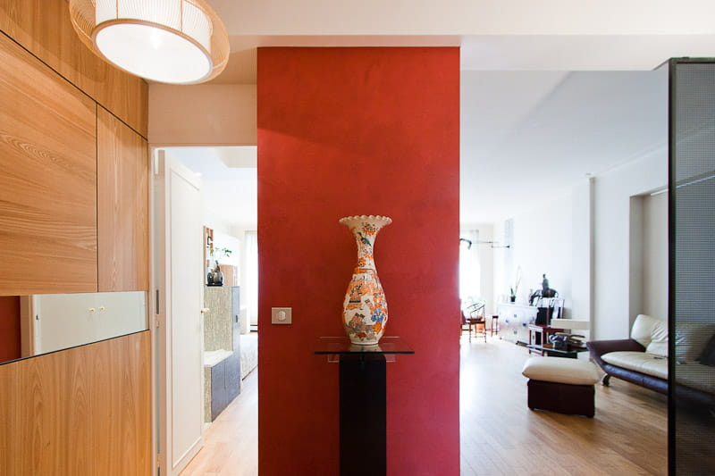 une circulation totalement d gag e un petit loft la. Black Bedroom Furniture Sets. Home Design Ideas