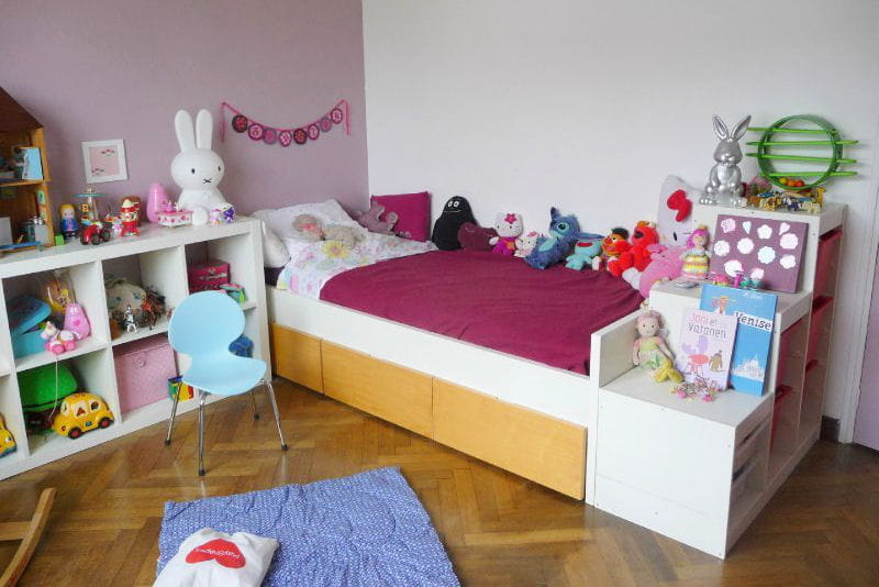 Des jouets bien rang s une maison d cor e avec go t et gaiet journal des femmes - Chambre bien decoree ...
