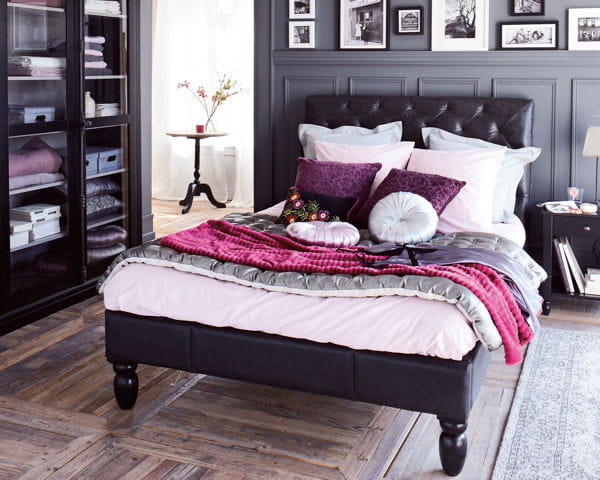 lit flandres de fly de nouvelles chambres au bon go t d co journal des femmes. Black Bedroom Furniture Sets. Home Design Ideas