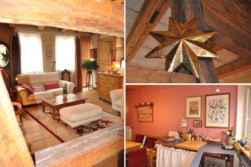 Visitez la maison d 39 eva journal des femmes - Journal decoration maison ...