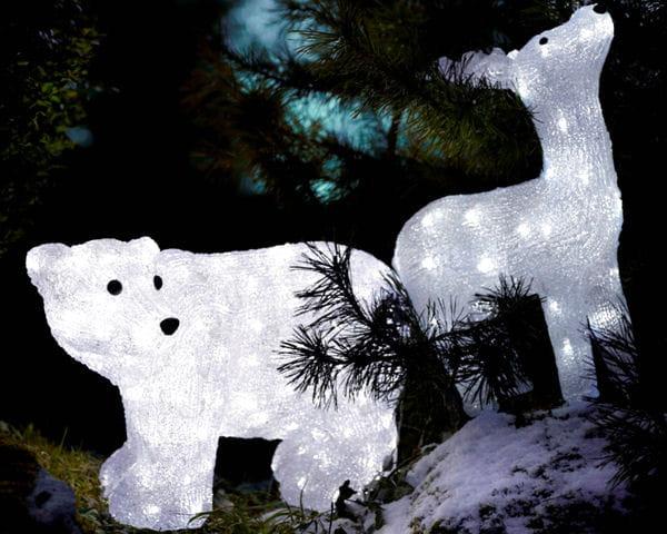 Animaux lumineux botanic d co de no l objets et luminaires pour le jardin - Animaux lumineux noel ...
