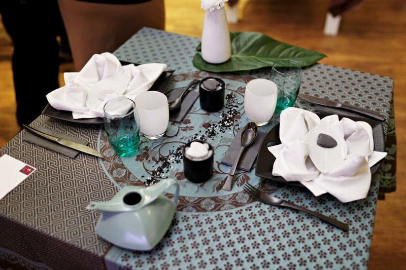 Une d co de table zen des tables qui r enchantent le quotidien journal de - Journal des femmes deco ...