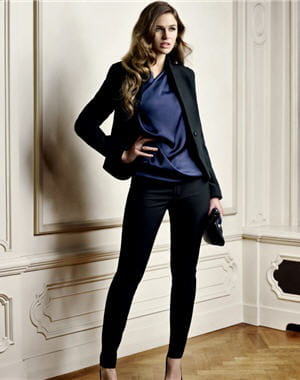 vetements cuir tenue de soiree femme pantalon pour mariage. Black Bedroom Furniture Sets. Home Design Ideas