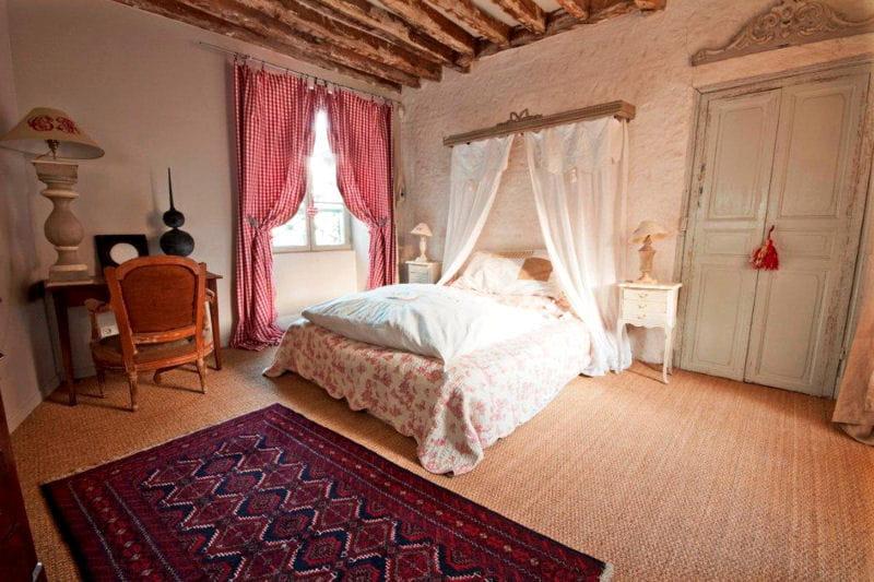 vos plus belles chambres romantiques journal des femmes. Black Bedroom Furniture Sets. Home Design Ideas