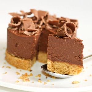 cheesecake chocolat ricotta sans cuisson 75 desserts de no 235 l journal des femmes