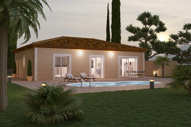 Technologies et performances 150 000 euros bronze for Maison moderne 150 000 euros