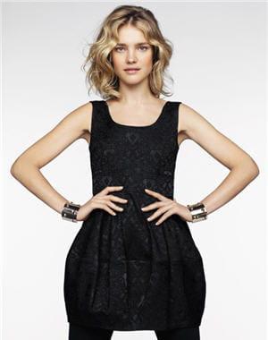 robe effet boule d 39 etam les robes noires qu 39 on veut pour. Black Bedroom Furniture Sets. Home Design Ideas