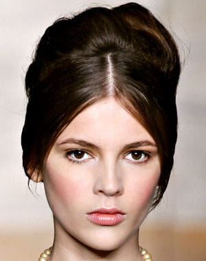 Coiffure de soiree pictures to pin on pinterest tattooskid - Chignon original ...