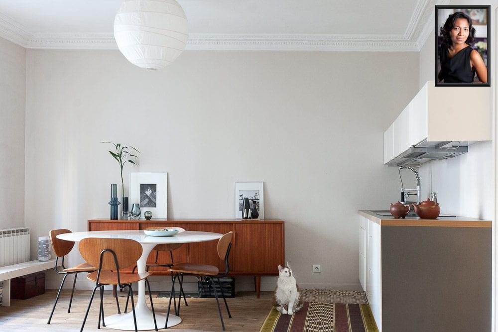 Un int rieur vintage et pur pour ony d co les maisons r v es de la r da - Deco interieur vintage ...