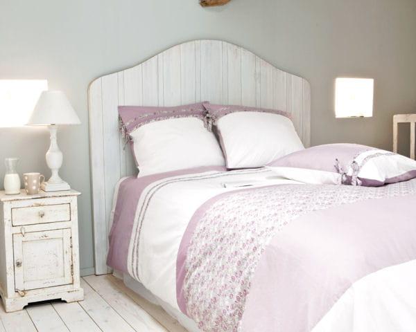 parure candice de maisons du monde des draps et parures pour un lit d co journal des femmes. Black Bedroom Furniture Sets. Home Design Ideas