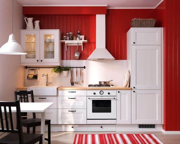 Rangement surprise - Ikea cuisine faktum ...