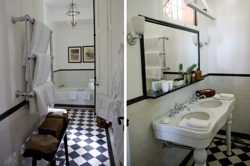 tableau salle de bain noir et blanc - Tableau Salle De Bain Noir Et Blanc