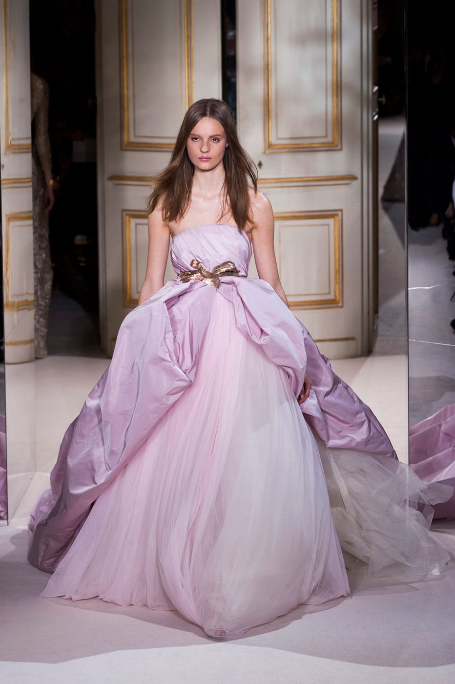 Haute couture printemps t 2013 les robes de r ve des for Couture de reve