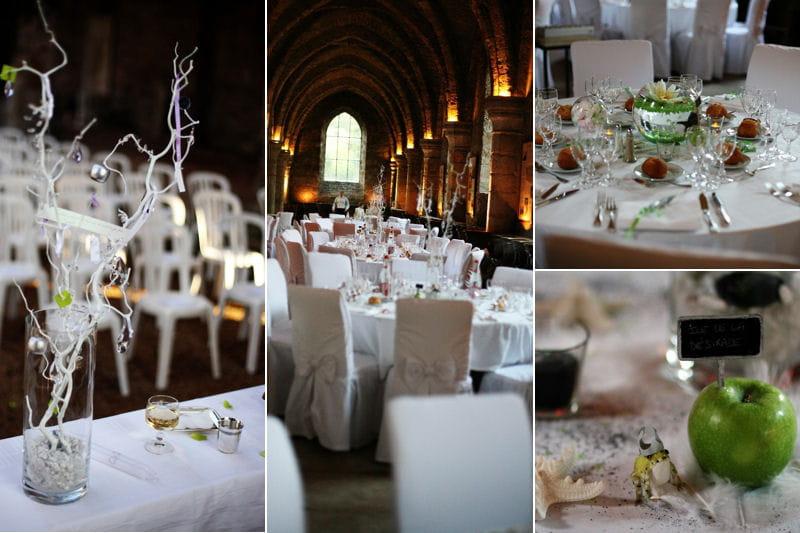 Un mariage d 39 hiver par mariage dans l 39 air mariages d 39 hiver 14 - Decoration mariage hiver ...