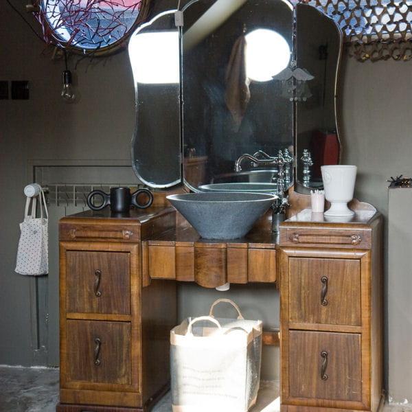 Vasque salle de bain originale salle de bains alys aquarine meuble - Meuble vasque original ...