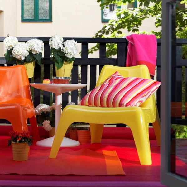Fauteuil vago d 39 ikea - Ikea fauteuil jardin vago toulouse ...