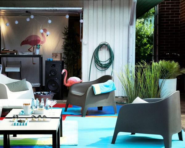 Ikea fauteuil gris fauteuil relax releveur lectrique en for Ikea toulouse fauteuil
